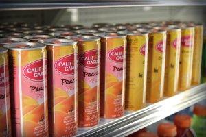 juice cans